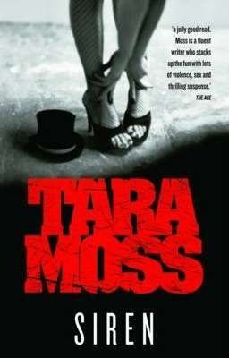 Siren Tara Moss Review Makedde Vanderwall series