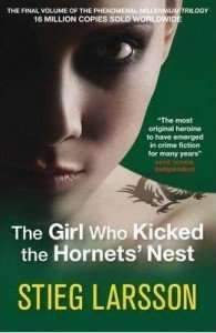girl who kicked hornets' nest