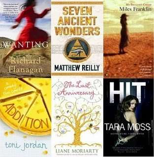 Aussie Author Giveaway – Winners