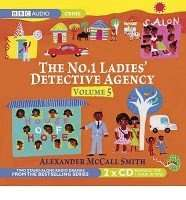 THE #1 LADIES DETECTIVE AGENCY Book 5 by Alexander McCall Smith