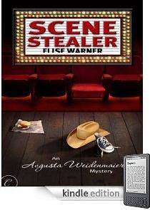 Book Review – SCENE STEALER by Elise Warner