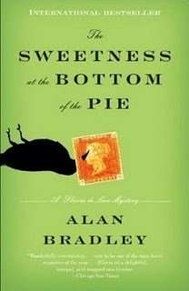 Book Review – THE SWEETNESS AT THE BOTTOM OF THE PIE by Alan Bradley