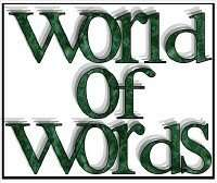 World of Words – is this 'antediluvian'?