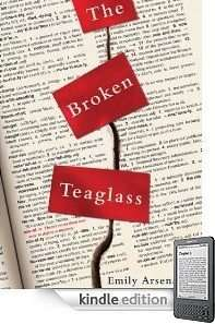 Book Review – THE BROKEN TEAGLASS by Emily Arsenault