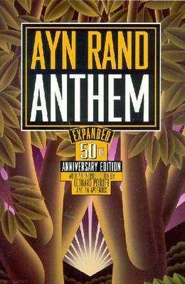Book Review - Anthem by Ayn Rand - Small Cover