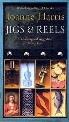 Book Review – JIGS AND REELS by Joanne Harris