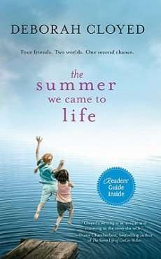 Winner of giveaway – THE SUMMER WE CAME TO LIFE by Deborah Cloyed