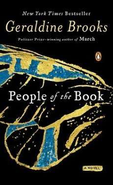 Book Review – PEOPLE OF THE BOOK by Geraldine Brooks