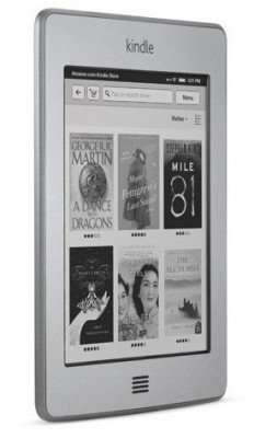 New Kindle Touch 3G