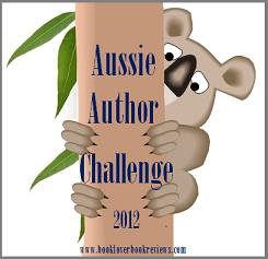 Aussie Author Challenge 2012 – Guest Blogger – July