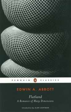 Book Review – FLATLAND A Romance of Many Dimensions by Edwin Abbott