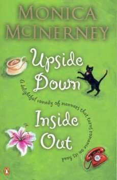 Book Review – UPSIDE DOWN INSIDE OUT by Monica McInerney