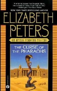 Book Review – THE CURSE OF THE PHARAOHS by Elizabeth Peters