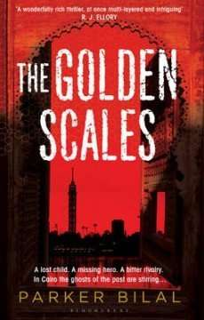 Teaser Tuesday – THE GOLDEN SCALES by Parker Bilal