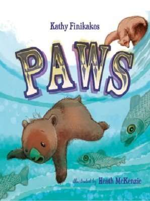 Book Review – PAWS by Kathy Finikakos