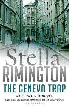 Teaser Tuesday – THE GENEVA TRAP by Stella Rimington