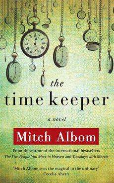 Booklover Mailbox – THE TIME KEEPER by Mitch Albom