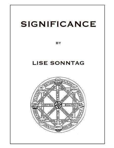 International Book Giveaway – SIGNIFICANCE by Lise Sonntag