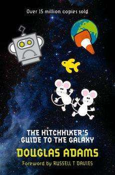 Book Review – THE HITCHHIKER'S GUIDE TO THE GALAXY by Douglas Adams