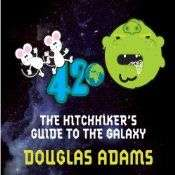 Teaser Tuesday – THE HITCHHIKER'S GUIDE TO THE GALAXY by Douglas Adams