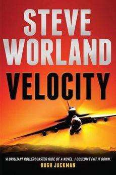 Winner of International Giveaway – VELOCITY by Steve Worland