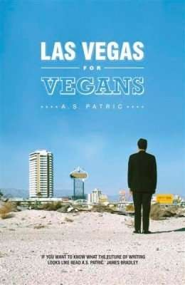 Author Interview – A S Patric on Las Vegas for Vegans