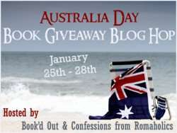 Australia Day Book Giveaway Blog Hop 2013