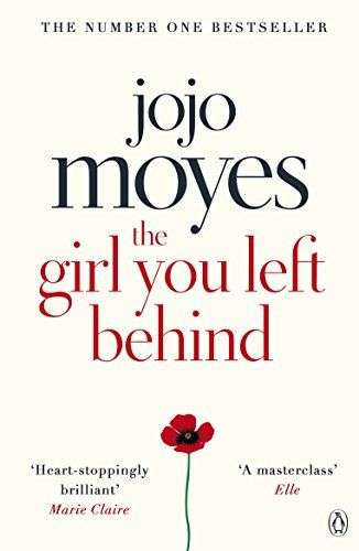 The Girl You Left Behind Review Jojo Moyes