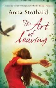 Book Review – THE ART OF LEAVING by Anna Stothard