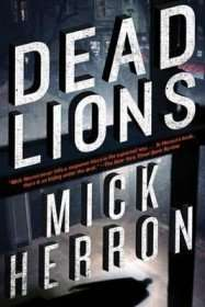 Dead Lions shortlisted for the Gold Dagger