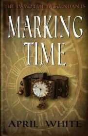 Book Review – MARKING TIME by April White