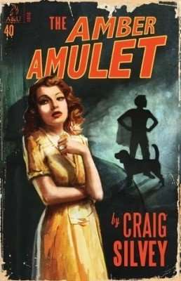 The Amber Amulet Audiobook Novella Craig Silver