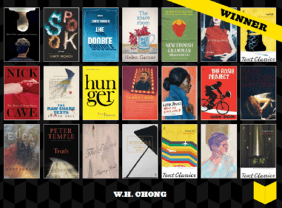 W H Chong Book Cover Designs