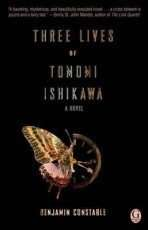 Book Review – THREE LIVES OF TOMOMI ISHIKAWA by Benjamin Constable