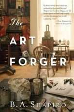 Book Review – THE ART FORGER by B A Shapiro