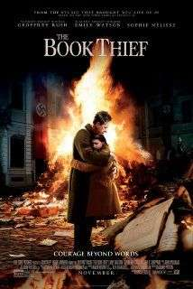 The Book Thief movie sheet
