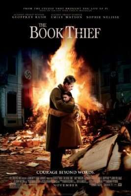 My THE BOOK THIEF movie experience