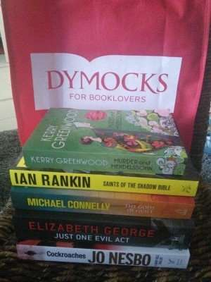 Booklover Mailbox – Owen, Downing, Anderson, Whitehouse, Dymocks