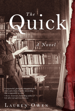 Book Review – THE QUICK by Lauren Owen