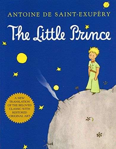 Little Prince by Antoine de Saint-Exupery