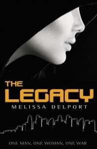 Book Review – THE LEGACY by Melissa Delport