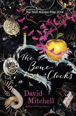 Book Review – THE BONE CLOCKS by David Mitchell