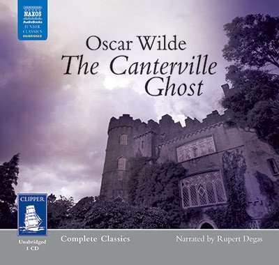 Book review of canterville ghost wikipedia