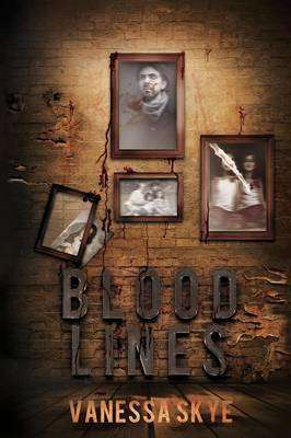 Interview & Book Giveaway – Vanessa Skye, author of Bloodlines