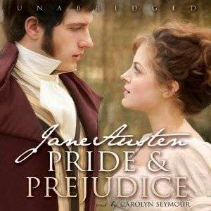 Pride and Prejudice audio