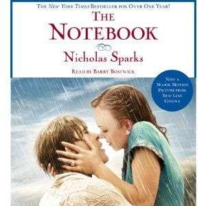 The Notebook audio