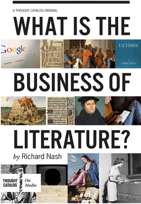 what is the business of literature