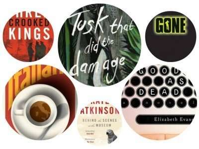 Daily Book Wishlist 12 March 2015