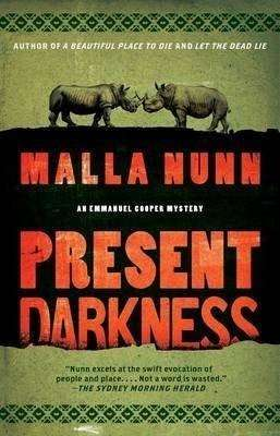 Book Review – PRESENT DARKNESS by Malla Nunn