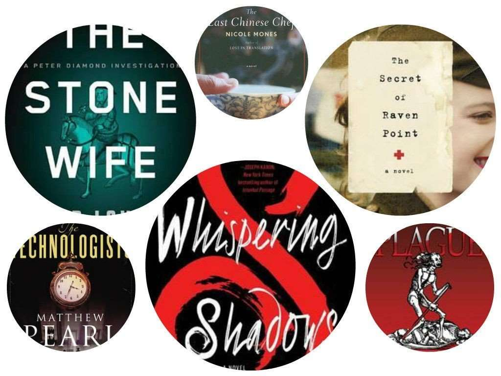 Daily Book Wishlist 19 April 2015